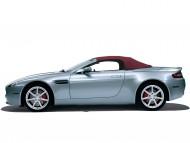 RS Concept Vantage Roadster blue side / Aston Martin