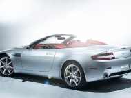 RS Concept Vantage Roadster back / Aston Martin