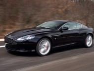 DB9 black / Aston Martin