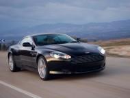 DB9 front / Aston Martin