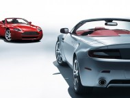 Vantage Roadster two / Aston Martin