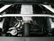 AM Vantage V8 engine / Aston Martin