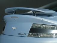 vantage V12 trunk / Aston Martin