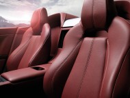 Vantage Roadster red leather interior / Aston Martin