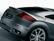 TT nothelle silver coupe trunk / Audi