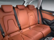 A4 avant rear seat / Audi