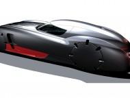 Nero prototype side / Audi