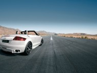 TT nothelle white coupe cabriolet road / Audi