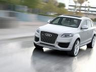 Q7 V12 TDI front / Audi