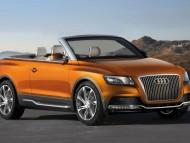 audi cross cabrio / Audi