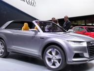 crosslane coupe / Audi