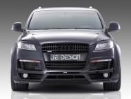 Je design black jeep front Quattro / Audi