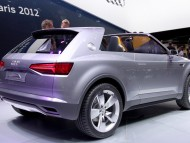 crosslane coupe back / Audi
