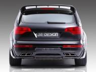 Je design black jeep back Quattro / Audi