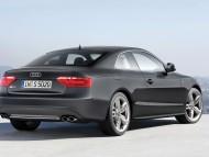 A5 back black / Audi