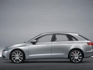 Roadjet concept side / Audi