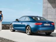 A5 OK 2007 blue back / Audi