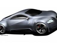 R zero prototype side Franck Levivier 006 / Audi