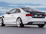 AS5 ABT white back / Audi