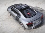 R8 V12 TDI 2008 top / Audi