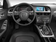 A4 dashboard / Audi