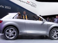 crosslane coupe side / Audi