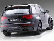 Je design black jeep back Quattro / Audi