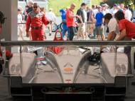 R8 garage / Audi
