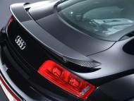 R8 ABT black spoiler / Audi