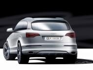 Q7 V12 TDI prototype back / Audi