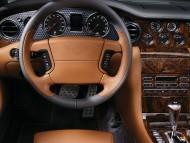 dashboard car interior / Bentley