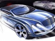 Continental GTC outline / Bentley