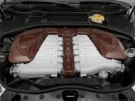 continental GTC engine / Bentley
