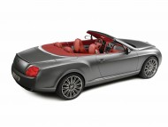 cabriolet angle / Bentley