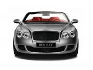 cabriolet front / Bentley