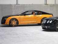 Mansory Bentley Flying - Orange Juice / Bentley