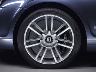 Continental GT wheel / Bentley