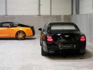 Mansory Flying Spur - Orange Juice Back / Bentley
