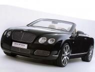 black / Bentley