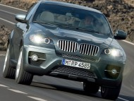 X6 green front / Bmw