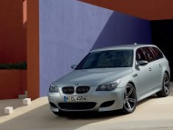 M5 touring front / Bmw