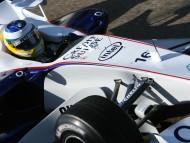 F1 cabin / Bmw