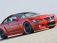 M6 hamann red / Bmw