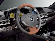 730d dashboard / Bmw