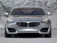 CS concept silver front / Bmw