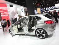 Active Tourer open doors / Bmw