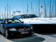 Z4 cabriolet black yacht / Bmw