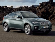 X6 green side / Bmw