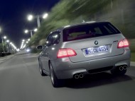 M5 touring back / Bmw