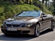 M6 cabrio front / Bmw